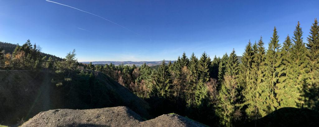 Panorama Altenberg
